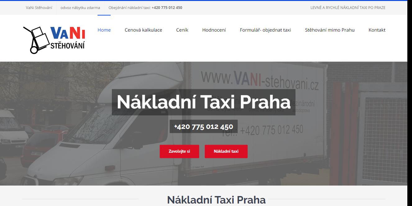 Odvoz Nábytku Praha Logo